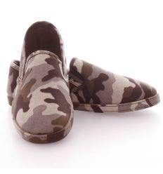 Talpán is terepmintás női, kamasz vászon cipő (88-280)