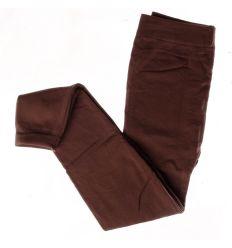 Termo leggings magasabb derekú moletti női